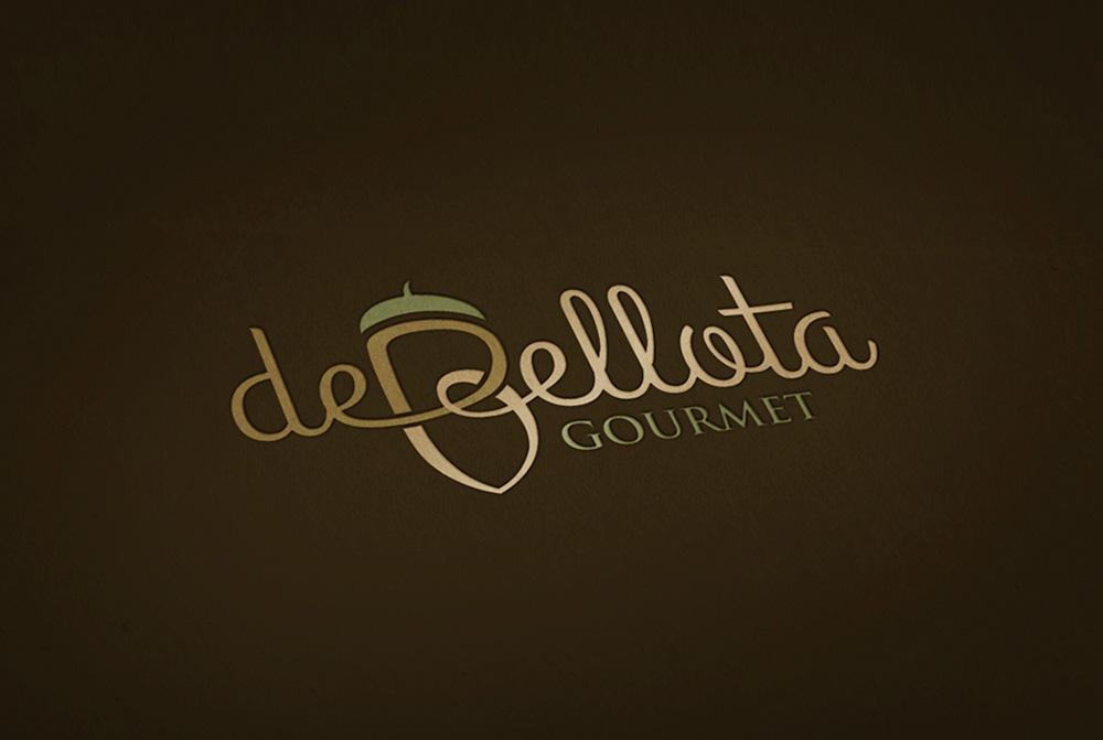 Diseño de identidad corporativa para DeBellota Gourmet